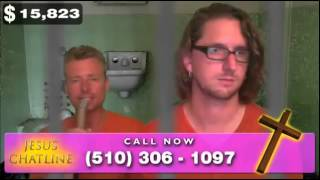 Best of Jesus Chatline Steven and Richard in Prison 4chan Troll Raid