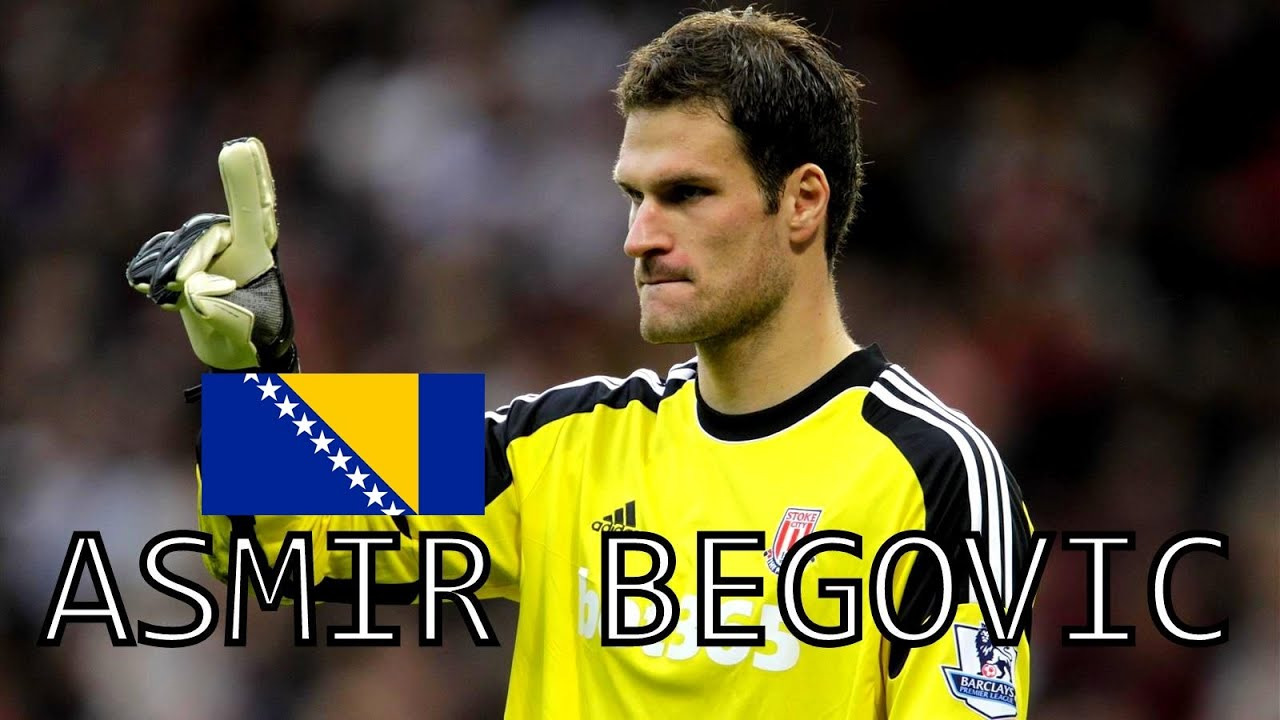 Asmir Begovic • Best Saves • 2012 2014 • Stoke City • Wel e to