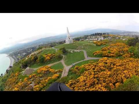 Paragliding Killiney Hill