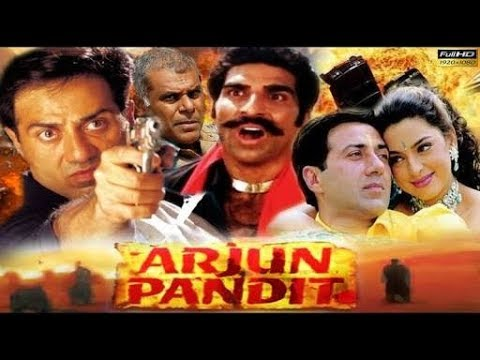 Arjun Pandit 1999Superhit Movie 1080p Full HD  Sunny Deol , Juhi Chawla,Ashish HIGH