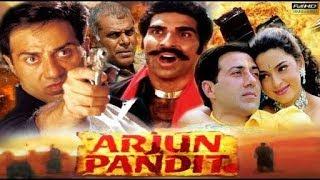 Arjun Pandit 1999Superhit Movie 1080p Full HD  Sunny Deol , Juhi Chawla,Ashish HIGH