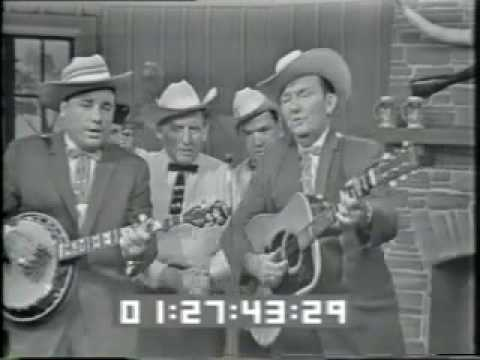 Flatt and Scruggs - Crying Holy unto the Lord