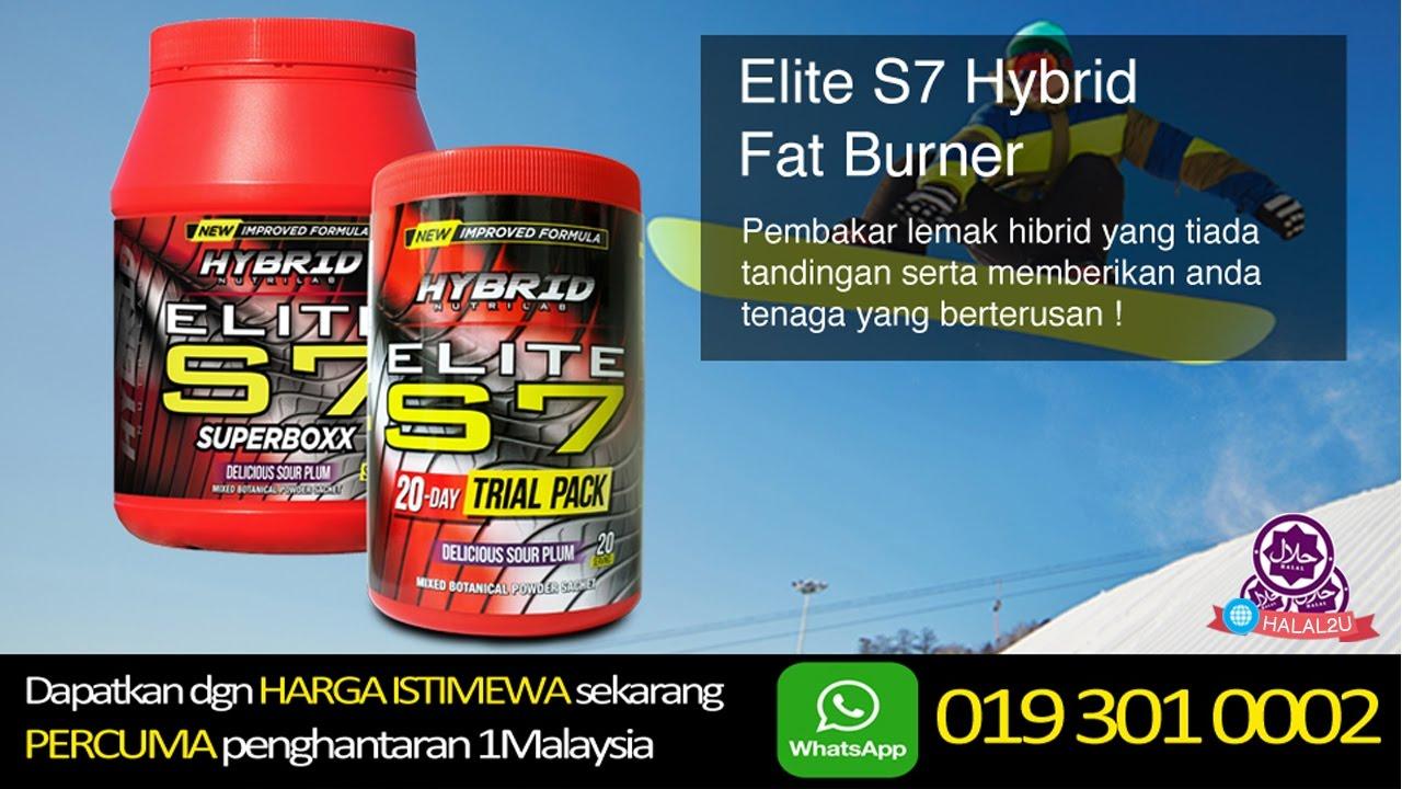 elite s7 fat burner