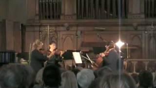 Chehalem Quartet ( Tatiana Kolchanova, Lori Stole, Cynthia Scott, Barbara Johnston)