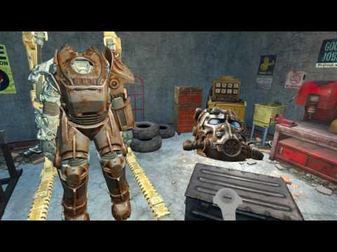 Fallout 4 VR E3 Gameplay Trailer (Bethesda) - Vive