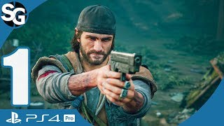 Days Gone Walkthrough Gameplay (No Commentary) | INTRO - Part 1