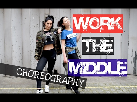 WORK THE MIDDLE Alex Aiono Dance Choreography