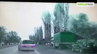 ДТП на трассе Кордая