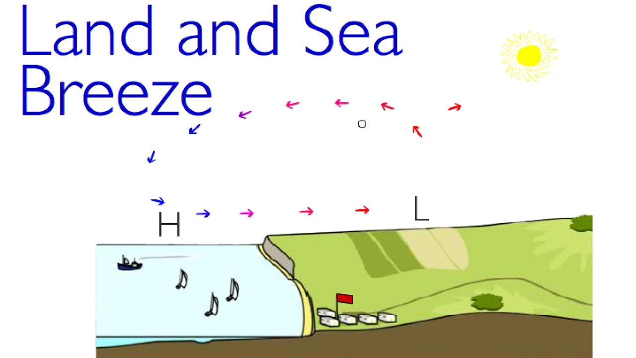 Land and Sea Breeze explained