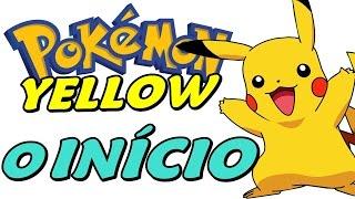 Pokémon Yellow Version - O Início de Um Clássico