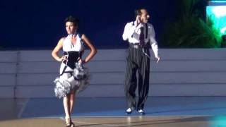 Marco Zingarelli Ilaria Campana Showdance