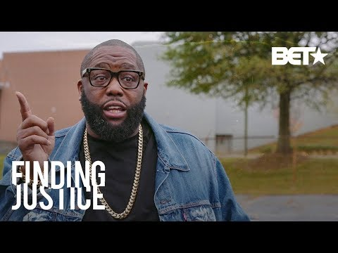 Killer Mike Discusses How Voter Suppression Affects The Black Community | Finding Justice