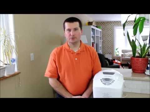 Black & Decker All-In-One Automatic Bread Maker Machine Model B6000C Review