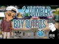 3 Tumblr Boy Outfits