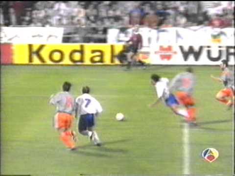 Semifinal de Recopa de 1995, Real Zaragoza - Chelsea