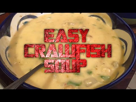 Easy Crawfish Bisque