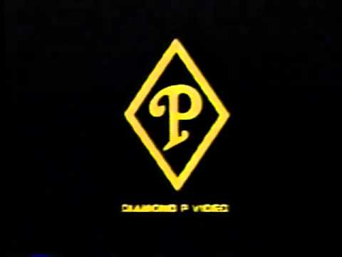Diamond P Video ...P Sports Logo