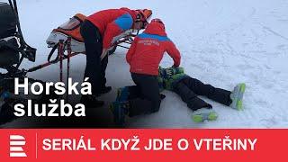 Když jde o vteřiny: Jak vypadá práce horských záchranářů?