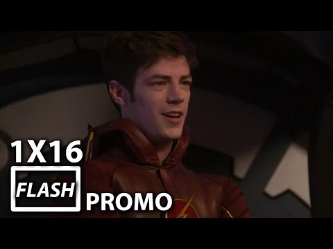 """The Flash 1x16 Promo - """"Rogue Time"""""""