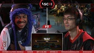 DBFZ: SCR 2018 SonicFox Vs Kazunoko (Winners Finals)