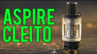 The Aspire Cleito ~  Rubber Bands