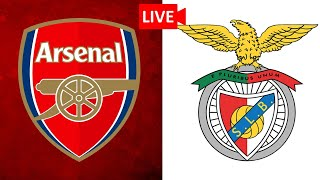 ARSENAL X BENFICA | AO VIVO