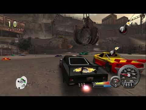 Crash 'n' Burn - Bomb Tag - San Rafael (PCSX2)