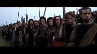 Речь Уоллеса перед битвой при Стерлинге Фильм 'Храброе сердце'
