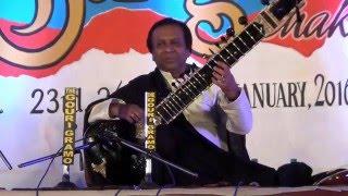 Ustad Shahid Parvez Khan- Ahir Bhairav- Tabla- Subhajyoti Guha