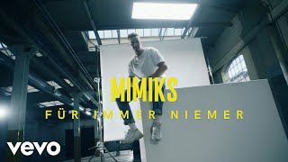 Mimiks - Für immer niemer (One-Take-Video) prod. by HSA