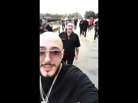 Capital T ft. Don Phenom & Vinz - Gang (Behind The Scenes)