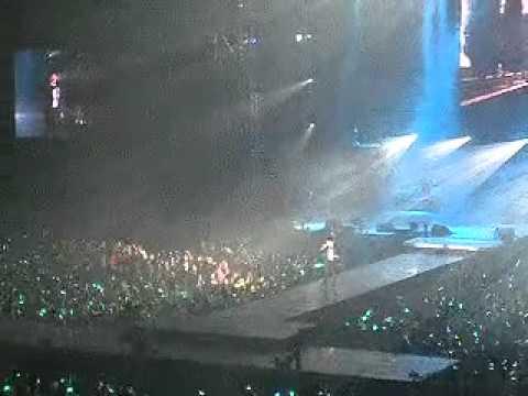 Lee Seung Gi - Hope Concert 2010 fan cam (Let's Break Up) 101121