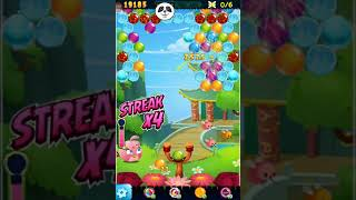 Angry Birds Stella Pop Level-2603 Non PowerUp Walkthrough For Android & iOS
