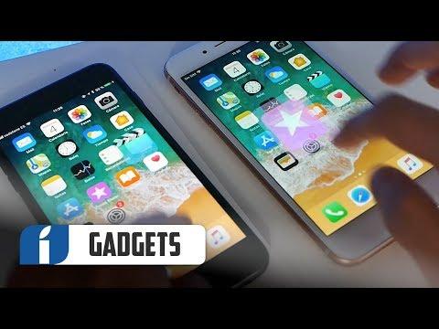 Comparativa Apple IPhone 8 Plus Vs IPhone 7 Plus En Español