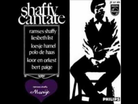 Shaffy Chantant Shaffy Cantate 1965 Ramses Shaffy Liesbeth List