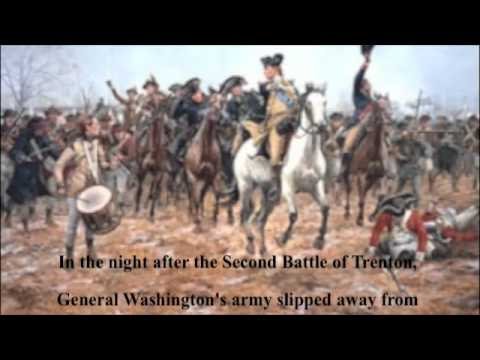 Battle of Trenton and Princeton