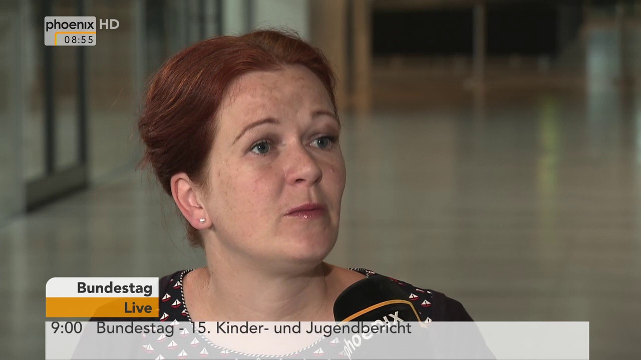 Interview im Bundestag: Katja Dörner und Sönke Rix zum Kinder- und ...