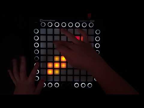 Marshmello - Moving On (Launchpad Pro cover) [Reupload]
