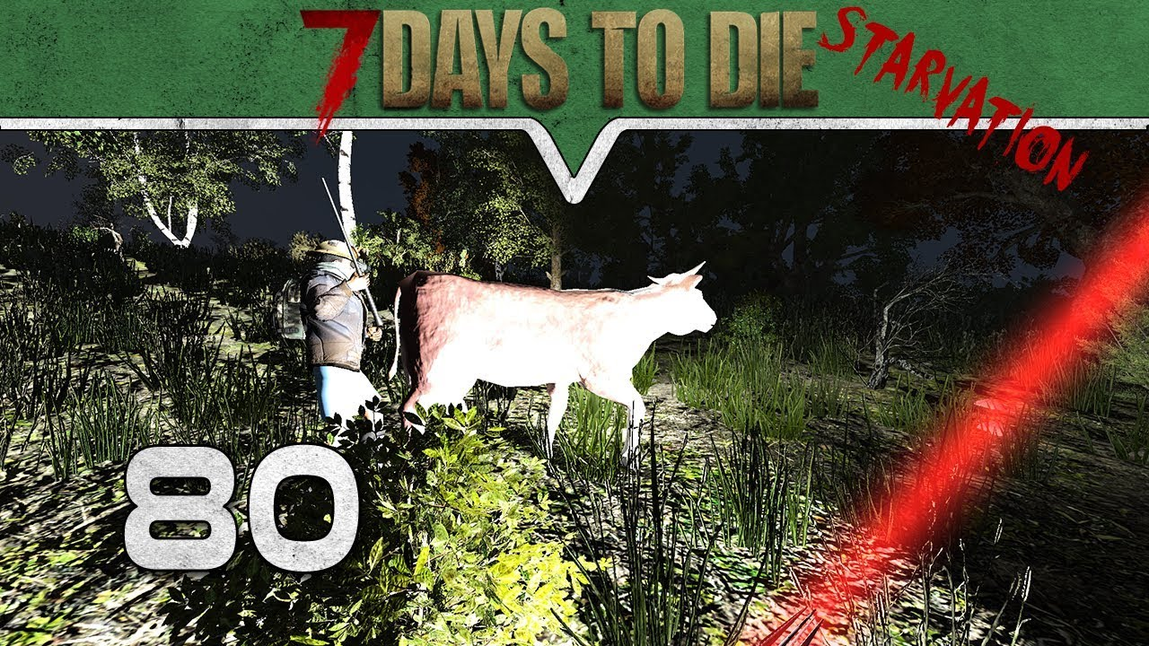7 Days To Die Tiere ZГјchten