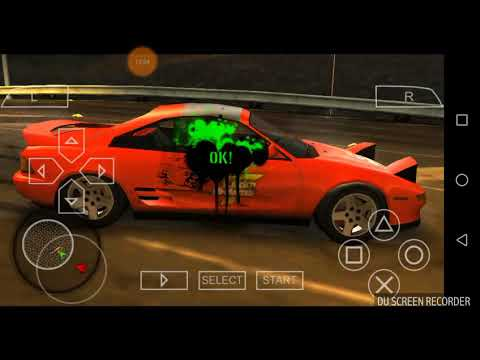 Need For Speed Carbon Ppsspp Gameplay By Vika Pocxveria