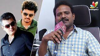 Rajini Murugan Director Ponram : My dream is to direct Ajith and Vijay | Interview