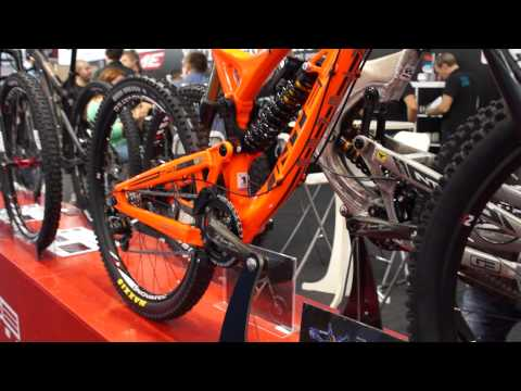 Best Downhill Bikes from the Eurobike 2013 in Detail