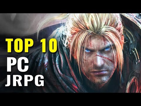 Top 10 PC JRPGs Of All Time