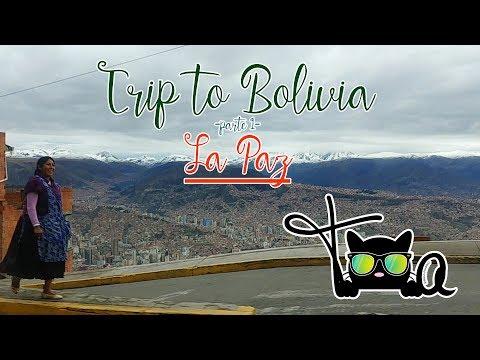 TOA - #TRIP TO BOLIVIA - Parte 1 - feat DIEGO ULLOA!!!