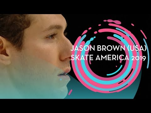 Jason Brown (USA) | 2nd place Men | Free Skating | Skate America 2019 | #GPFigure