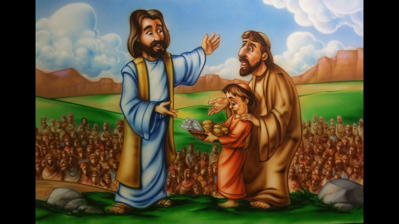 feeding of the 5000 jesus christ Christian singleness bible study  the account of jesus feeding the 5000 is one  of his most well-known  before jesus even asked the disciples to feed the 5000,  he already was planning on providing the food himself.