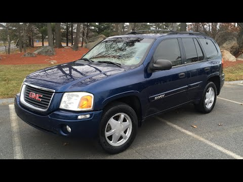2002 GMC Envoy 4X4. For Sale By Elite Motor Cars. Cheap Winter SUV! #GMC #Envoy #Cheap