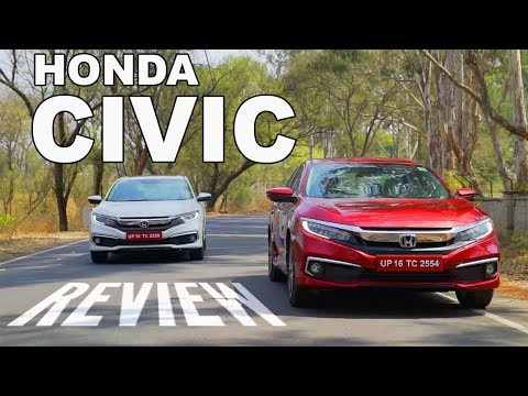 New 2019 Honda Civic Review in Detail - All You Wanted to Know