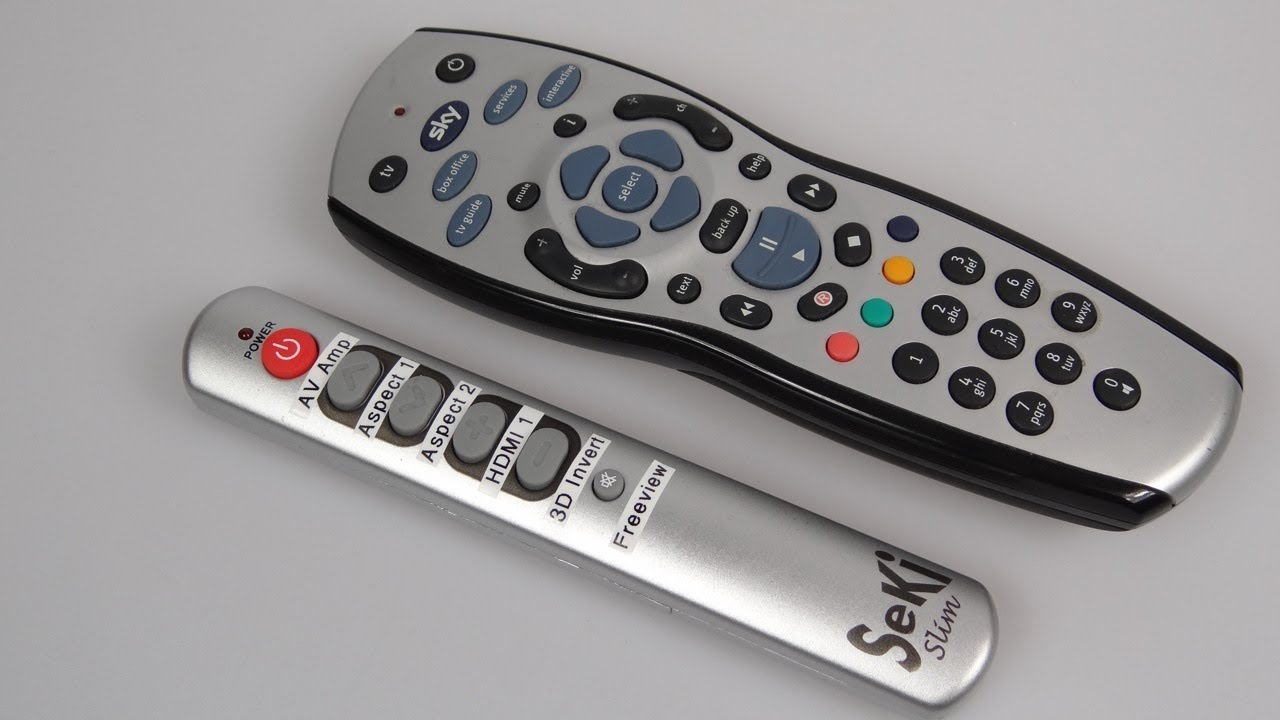Reduce Remote Clutter with a cheap IR Learning remote - I finally solved a problem I had for years with my remote controls. Perhaps this might help you to do the same.