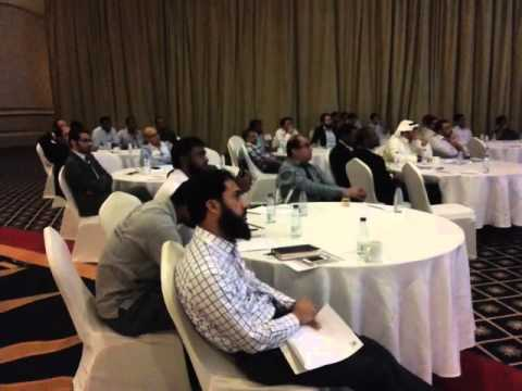 AlJammaz Distribution & Panduit Partner Recruitment & Enablement event in Riyadh